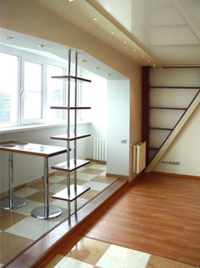 нормы остекления лоджии или балкона