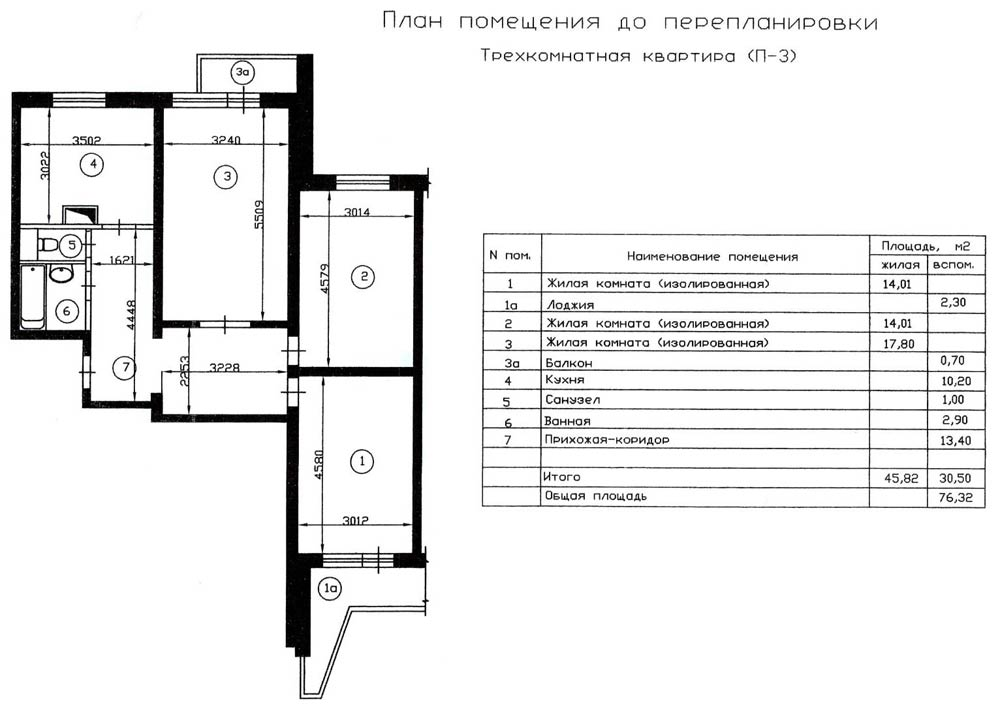 Перепланировка квартиры - forumsdromru