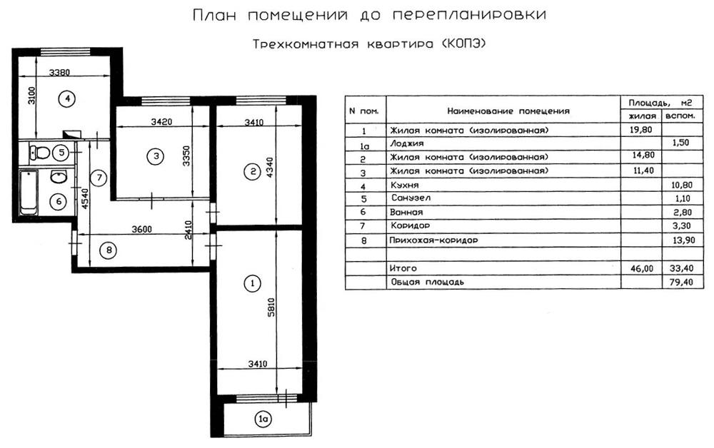 Дизайн квартиры студии 43 кв м Перепланировка хрущевки
