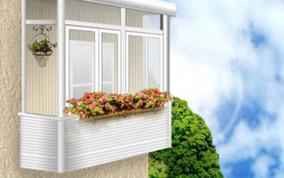 Перепланировка балкона и лоджии в квартирах ЦАО