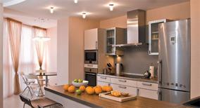Перепланировка квартир САО с переоборудованием кухни