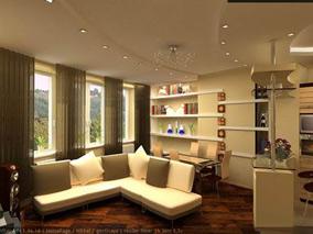 Перепланировка квартир в САО с оборудованием акустических потолков