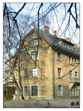 Перепланировка квартир в Северо-западном округе в старинном доме