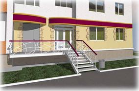 Перепланировка в ЮВАО: оборудование офиса из квартиры