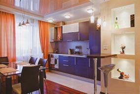 Перепланировка квартир в Юго-западном округе с расширением кухни