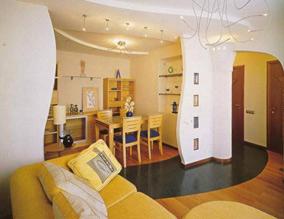 Перепланировка квартир в ВАО с с сотавлением дизайн - проекта