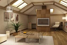Перепланировка квартир ВАО с оборудованием мансарды