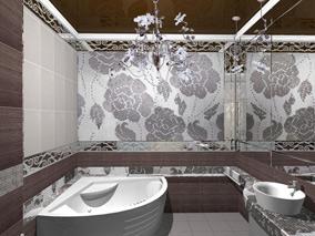 Перепланировка в Западном округе, затрагивающая санузел и ванную