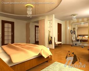 перепланировка квартир в Западном округе с объединением комнат
