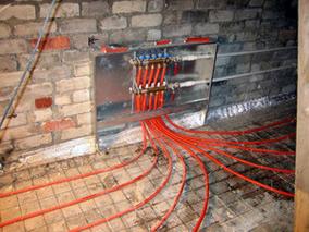 Перепланировка квартир в Западном округе при оборудовании пола с подогревом