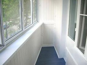 Перепланировка квартир в Западном округе с оборудованием балкона